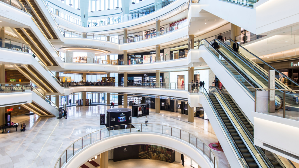3 Crucial Elements for a Successful Shopping Mall